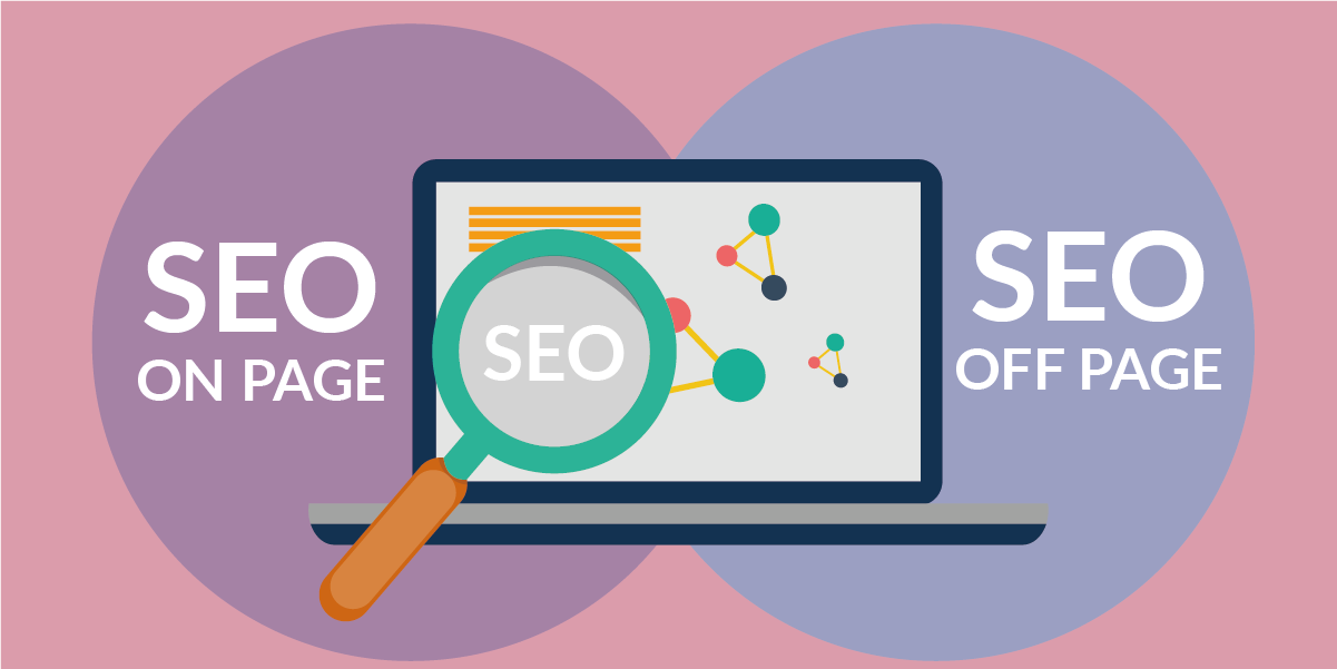 tipos de seo on page y off page